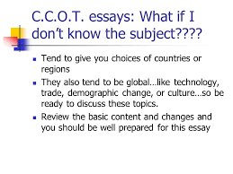 continuity and change over time and comparative essays they re a 6 c c o t essays