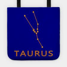 Taurus Zodiac Astrology Constellation Star Chart