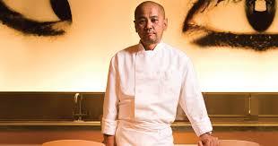 Sushi Cook Master Sushi Chef Katsuya Uechi Talks Distributors And His