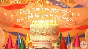 Birthday Happy Birthday Cake Candles Birthday Cake Hallmark Hallmark