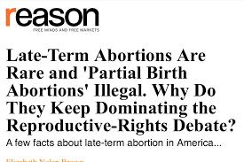 Partial Birth Abortion Plan