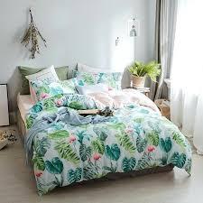 forest duvet cover yin sun tropical rain forest duvet cover pillow cases bedding sets twin queen
