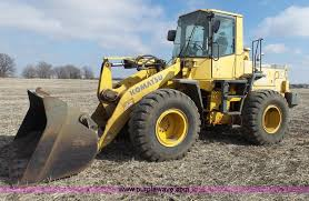 construction equipment auction in kansas city missouri by purple 2000 komatsu wa250 3mc wheel loader