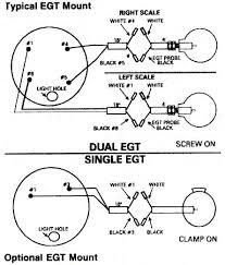 exhaust gas temperature gauge exhaust gas temperature gauge egt or exhaust gas temperature gauge wiring diagram