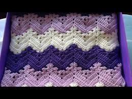 Crochet Blanket Patterns Youtube