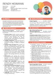 Resume Examples By Real People Solar Pvs Business Development