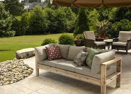 outdoor furniture easy projects bob bench building patio furniture homemade patio furniture