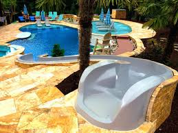 inground pools with diving board and slide. Rectangle Pool With Diving Board Freeform Inground Pools And Slide R