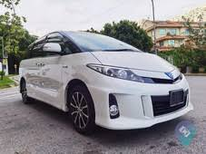 In 2006, avanza makes up 40 percent of toyota total sales in malaysia and around 140,000 units was sold in the country. Used Toyota Estima Wheelchair Estima Prices Waa2