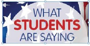 Image result for what students are saying