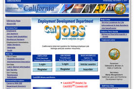 upload resume on www caljobs ca gov welcome to the madera county