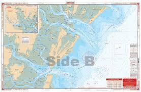 Catherines Sound To Hilton Head Icw Nautical Chart