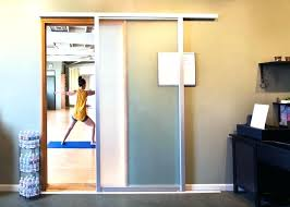 sliding french doors office. Interior Office Doors Sliding Wondrous Glass Partition . French