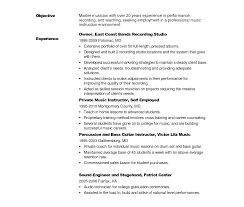 Stagehand Resume Examples teacher resume templates free sample example format minister of 29