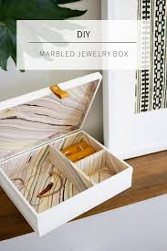 DIY Jewelry Storage - DIY Jewelry Cigar Box - Do It Yourself Crafts and  Projects for