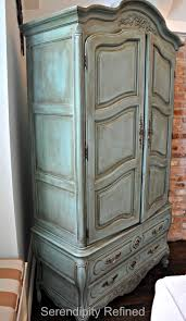 Serendipity Refined: Free Help with YOUR DIY Project #2: Nancy's Chalk Painted  Cabinet
