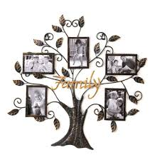 family tree wall art picture frame lovely family tree picture frame wall decor waterfallnow