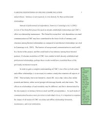 Apa Format Essay Example Paper Apa Response Paper Example Floss Papers
