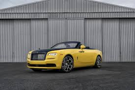 Check Out The Flashy Custom Rolls Royce Dawn That Was Just