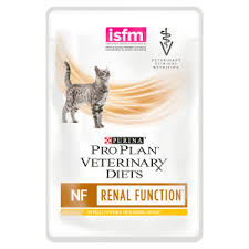 low protein cat food. Purina Pro Plan Veterinary Diets Feline NF St/OX Renal Function Wet Food Pouch With Low Protein Cat C