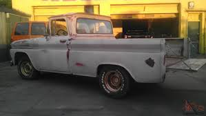 GMC PICKUP SHORT BED!!! 1960 1961 1962 1963 1964 1965 1966 CHEVY