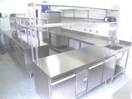 Cuisine Professionnelle Inox Table Inox Cuisine Professionnel
