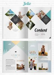 Magazines Layouts Ideas Create Your Own Wedding Magazine With Twenty Pages