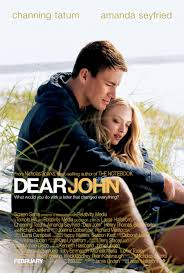 romantic movie poster film posters dear john movie and dear john movie