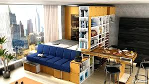 studio living furniture. Apartments Platform Bed Small Studio Apartment Ideas Space Saving Layout Decor Large Size Living Furniture T