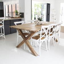 excellent 22 dining areas having wooden chairs messagenote cross back chair dining room table designs
