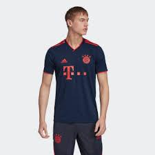 <b>adidas</b> Третья <b>игровая футболка</b> Бавария Мюнхен - синий ...
