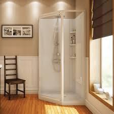 corner shower stalls. Maax MAAX Shower Solution Beaufort II Neo Angle 36-in Corner Kit Stalls