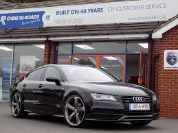 audi a7 2014 black. Delighful 2014 2014 14 AUDI A7 30 TDI QUATTRO S LINE BLACK EDITION 5DR AUTO DIESEL Throughout Audi Black