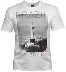 Bad Boy T Shirt Size Chart Bad Boy Brazil T Shirts White Mma Clothing