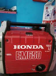 honda diesel generator. Honda Diesel Generator - R G Service Centre Photos, Garden Area, Shimoga