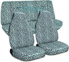 aqua ladybug car seat covers