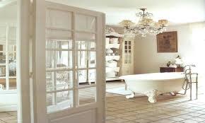 shabby chic bathroom lighting. Shabby Chic Bathroom Lighting Large Glass Wall Mirror Nice By R