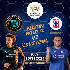AustinBoldFC. ? @CruzAzul ...