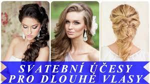 Svatební účesy Pro Dlouhé Vlasy Clipfailcom