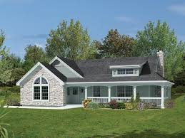 Especial Easy Living Ranch House Design With Image Ranch Style House Plans  Single Story Ranch Style