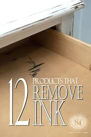 ink stain removal a list of s to help remove ink ink stain removal from leather