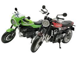maisto to release 2 kawasaki bikes in 1