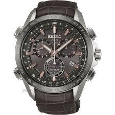 men s seiko astron gps titanium chronograph solar powered watch mens seiko astron gps titanium chronograph solar powered watch sse023j1