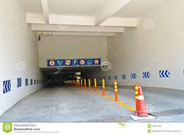 basement parking entrance. Beautiful Parking Underground Parking Entrance To Basement Parking Entrance Dreamstimecom