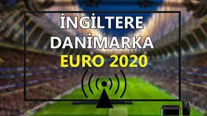 TRT 1 İngiltere Danimarka maçı CANLI İZLE | EURO 2020 İngiltere Danimarka  canlı maç izle video