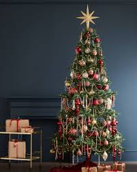 ... Mountain Fir Artificial Christmas Tree by Balsam Hill In Home image ...