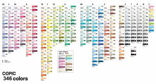 copic ciao color chart copic markers color chart copic ciao 180 colour chart 0 00