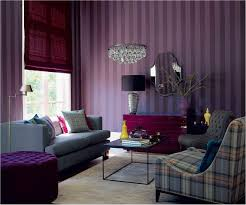 Purple Decorations For Living Room Purple And Gray Living Room Ideas
