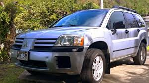I bought this Mitsubishi Endeavor yesterday: It's a 2004 LS ...