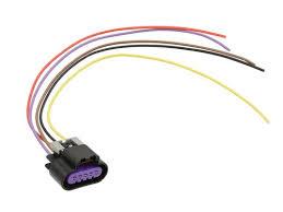 ls7 ls3 ls9 5 wire mass air flow maf sensor to 3 wire ls1 harness Wire Harness Plugs 5 wire maf mass air flow sensor wire harness fits ls3 and ls7 camaro firebird